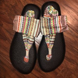 Sanuk Tribal Sandals